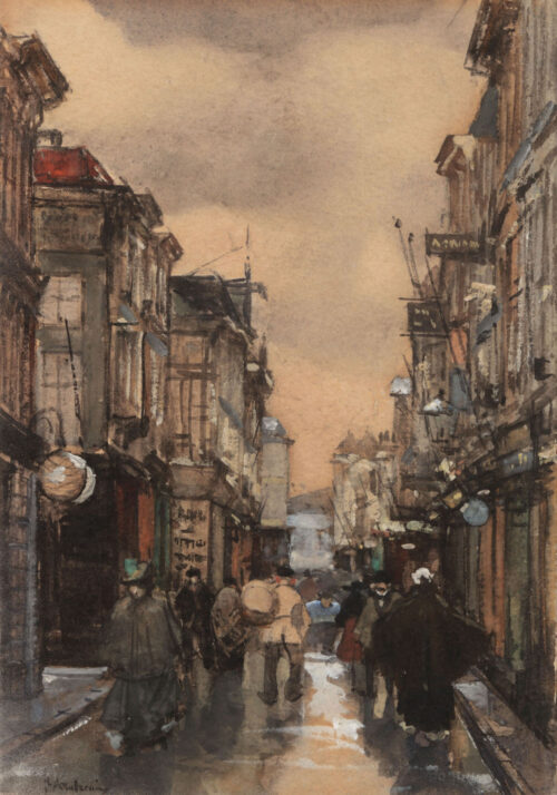 Floris Arntzenius - Spuistraat, The Hague
