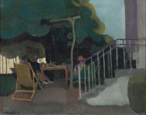 Willem van Hasselt - Sous les figues