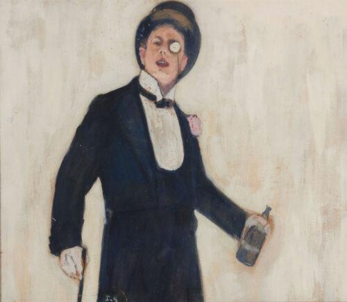 Ignace Kennis - An elegant partygoer