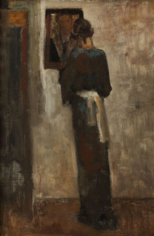 George Hendrik Breitner - Earring