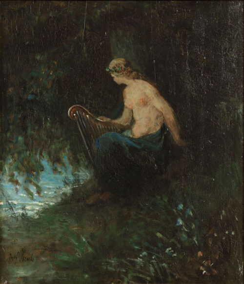 Jozef Israëls - Terpsichore
