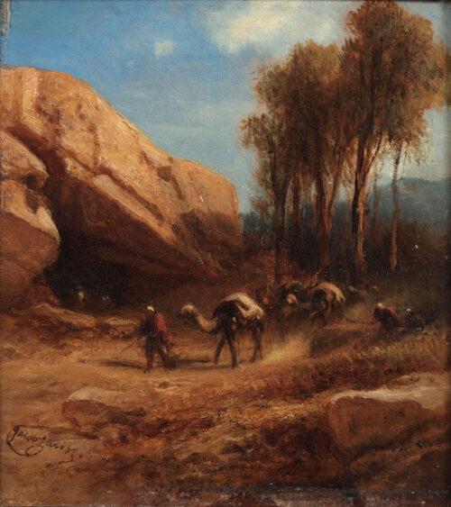 Jacob Jacobs - The Caravan
