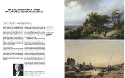 Job Ubbens - Column Tableau Fine Arts Magazine september 2019 - Romantiek