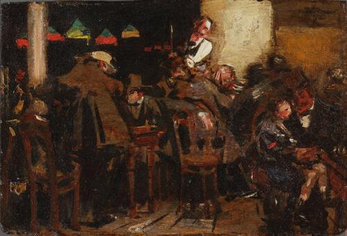 Martin Monnickendam - Sociëteit Arti et Amicitiae, Amsterdam