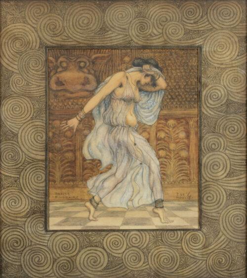 Pierre de Vaucleroy - Danse Funeraire