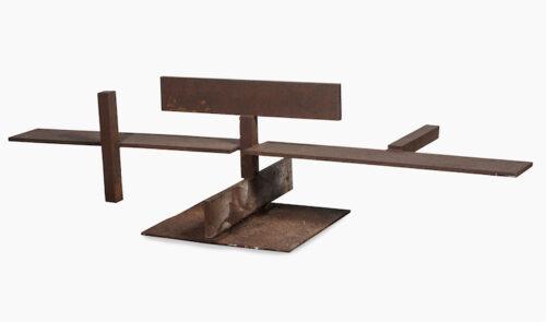 Carel Visser - Massive equilibrium