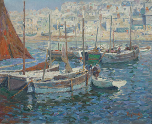 Hendrik Jan Wolter - Sint Ives, Cornwall