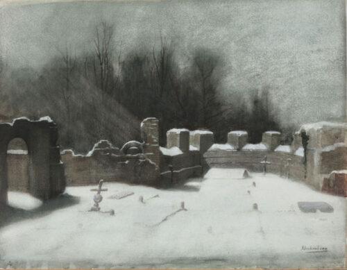 Johannes Christiaan Karel Klinkenberg - Warmond Cemetery
