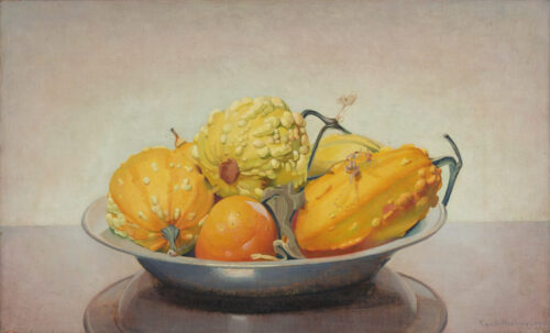 Jan Wittenberg - Gourds and pumpkins