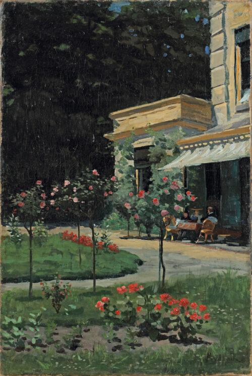 Maurits van der Valk-In the garden