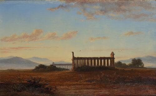 Pierre Louis Dubourcq - Temples