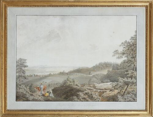 Willem Carel Hoogers- View of Beek