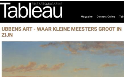 Artikel Tableau Magazine