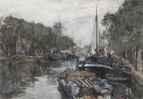 van Mastenbroek-Delfshaven