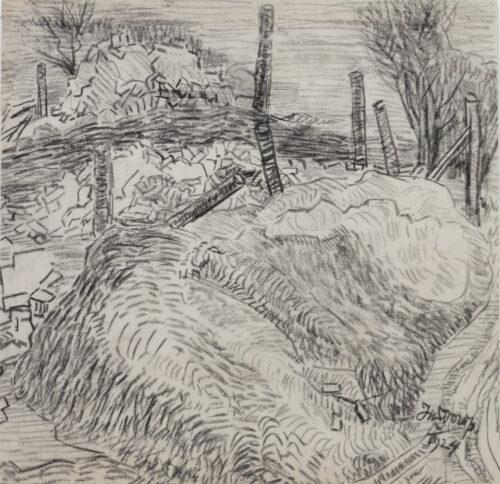 Jan Toorop - Landscape