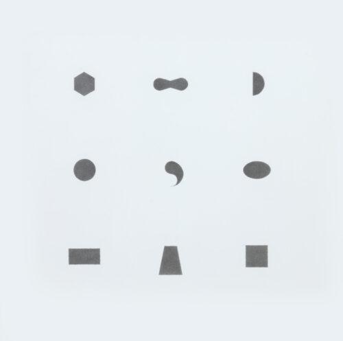 Peter Duivenvoorden - Nine Geometrical Forms