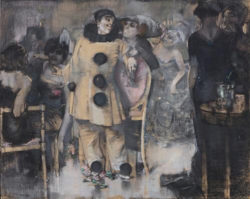 Piet van der Hem - Pierrot