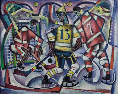 Raimond Kimpe - Ice hockey players