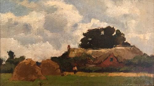 Willem de Zwart-Farmhouse in 't Gooi