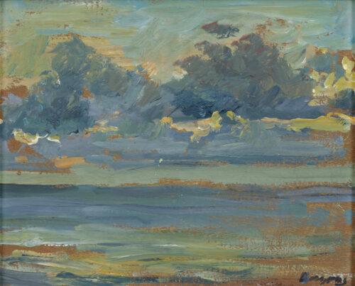 Hans Bayens-Sea and Clouds