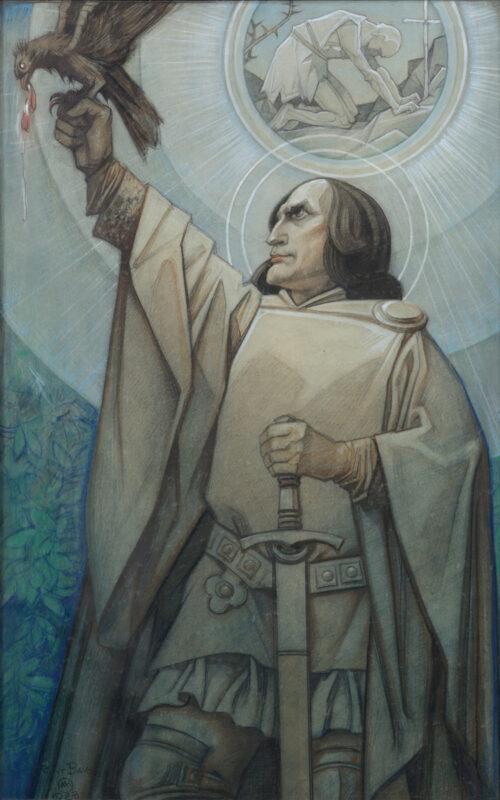 Anton Molkenboer-Saint Bavo