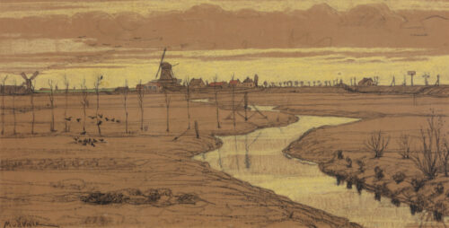 Maurits van der Valk-Outside Amsterdam