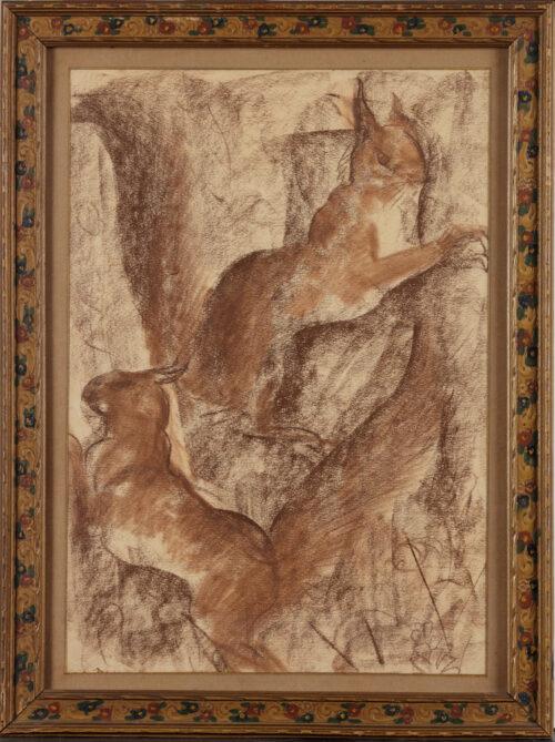 Willem van Konijnenburg-Squirrels
