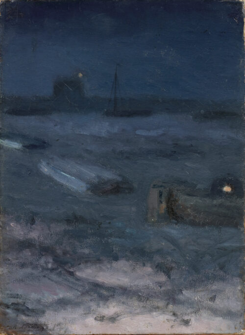 Dirk Berend Nanninga-Nocturne