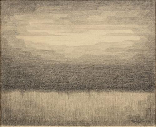 Dirk Govert van Luijn - Clouds and Open Space
