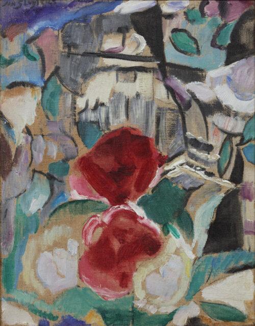 Jan Sluyters-Cubistic Stillife