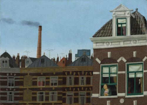 Herman Berserik - Schilderswijk the Hague